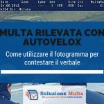 Autovelox: nulla la multa se ci sono più auto nella foto scattata dall'autovelox